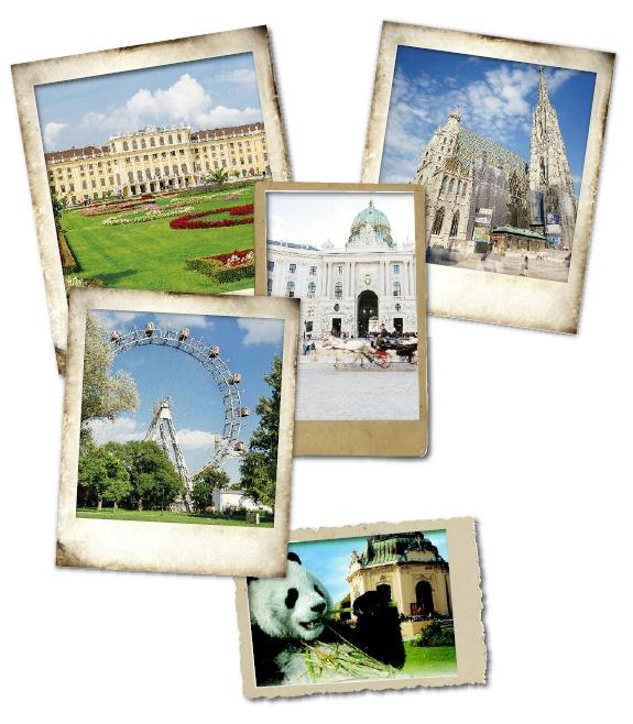 Orte die man in Wien gesehen haben muss